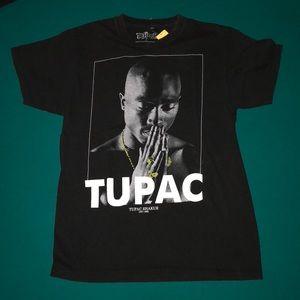 Tupac shakur hip-hop vintage tee